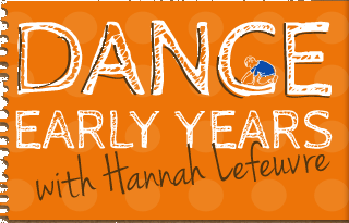 Dance Early Years - dance and arts workshops for the very young.
