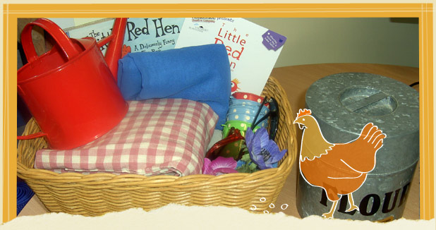 Little Red Hen Dance Resources